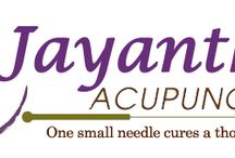 Chennai Jayanth Acupuncture Clinic / Acupuncture Treatment in Chennai