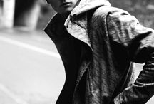 Male | Urban / Street Fashion photography for male models. Urban Location.