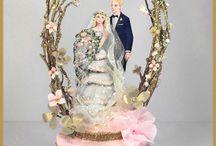 свадебные шкатулки