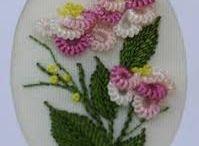 Brazil embroidery