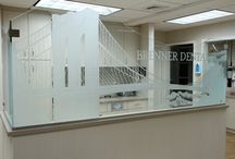 Commerical Spaces by Natalie / We love our commercial clients...Business offices, hotels and restuarants!