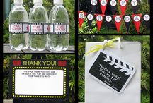 Film birthday party