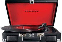 Crosley Turntables