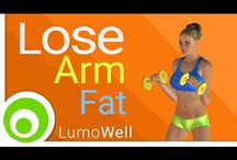 Loose arms fat