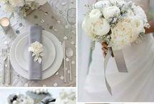 Wedding colours & themes