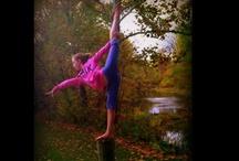 Gymnastic pouses