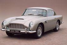 Aston Martin of James Bond