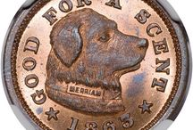Wild Kingdom / It's a veritable petting zoo of animal-themed numismatic items!
