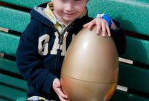 Dino Egg Hunt / Kids are invited to hunt for hundreds of Dino Eggs in different locations throughout The Dinosaur Place at Nature's Art Village. Win prizes and have fun! Plus a special visit from the Easter Bunny after the Hunt in the Park!