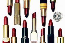 Parfums, make up.