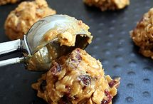 Recipes:  Cookies and Treats / by Heather Ferguson Robertson