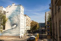 Impressive Street-Art Mural by DALeast in Poland. / Impressive Street-Art Mural by DALeast in Poland.   -----------------------------------------------------------------------------  SULEMAN.RECORD.ARTGALLERY: https://www.facebook.com/media/set/?set=a.402476819962343.1073741992.286950091515017&type=3  Technology Integration In Education: