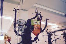 Halloween con Europarty / Tante idee per una festa di Halloween divertente, colorata e paurosissima con gli addobbi e le decorazioni di Europarty!