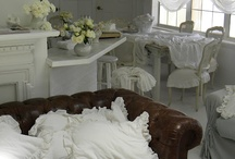 Rustic Chic /  this one is for our cowgirl, country, rustic barn loving side! / by Suzanne Dutcher
