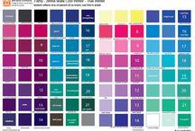 Cool Winter Color Palette