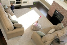 Family room / by Megan Vickery