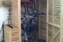 sykkelskur
