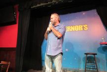 Comedy Night At Governor's Comedy Club / A laugh out loud fundraising night for our Hotline this past Thursday night (Sept., 24, 2015).