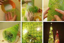 Vánoční návody, nápady, tvoření :)