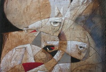 WILD HORSES / A COLLECTION OF PAINTING ABOUT HORSES