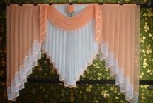 Draperies (curtain)
