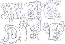 alfabetos maravilhosos