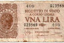 La lira italiana