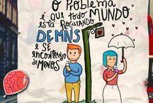 O frenesi do corre daqui pra lá / O frenesi do corre daqui pra lá! Por Gabriella Gulla  http://www.camilazivit.com.br/o-frenesi-do-corre-daqui-pra-la/