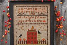 Embroidery, punch, ribbon, ect / by Merry Pinner