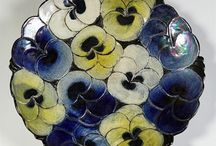 Ceramics, Porcelain & Enamel