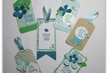 Tags / Gift tags & Bookmarks