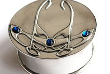 Pewter & Metal Art / Functional art / by Sanette
