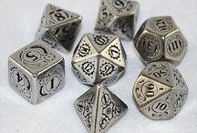 (mostly) RPG dice