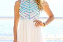 Pastelovy styl / Pastelowe stylizacje wiosna-lato 2014