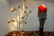 Escaparates de otoño