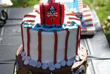 pirate birthday party / by Jamie Ferguson