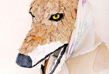 Cardboard / by Chanda Weigel