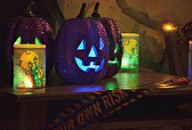 Affordable Halloween Decorations - Decoraciones de Halloween económicas
