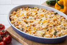 Touch of PHILLY Recipes / Creamy, ooey goey cheese recipes, featuring Kraft shredded cheese with a touch of PHILADELPHIA. / by what's cooking - Kraft Canada