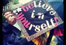 graduation caps / by Heidi Johnson