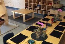 Reggio classroom