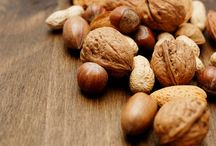 Nuts for Nuts! / Whether eaten whole or buttery smooth, studies suggest that nuts are great for weight management and glycemic control. Opt for raw varieties to avoid excess sugars and preservatives.   / by Dr. Mehmet Oz