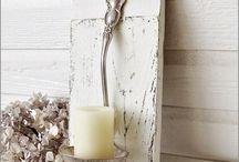 084 - Candles - velas / Velas: decorar e iluminar. Dar calidez y personalidad a cualquier espacio