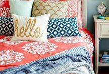 Decor: Bedding / Pins about bedding and linens