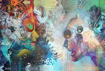 Psychedelic Art / Psychedelic Art