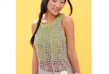 Crochet Clothing / by Anne Quiring