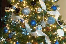 WORK CHRISTMAS TREE