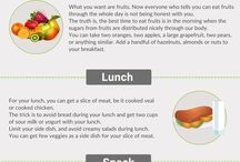 Diets / How to loose weight