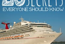 Cruise Holidays / Everything interesting or beautiful about cruise ship holidays