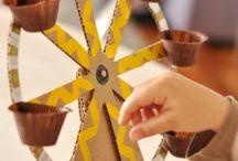 Kids crafts / by Nocona Park